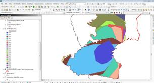 removing overlap in multipart polygon in arcgis for desktop here is a pic of the map