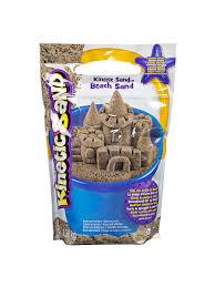 <b>Песок</b> для лепки <b>Kinetic</b> Sand морской <b>песок</b> 1,4 кг коричневый ...