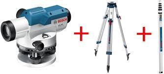 <b>Оптический нивелир Bosch GOL</b> 26D + штатив BT160 + рейка ...
