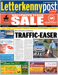 Letterkenny Post 29 10 15 By River Media Newspapers Issuu