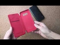<b>Чехол</b>-<b>книжка Nillkin QIN для</b> Samsung S8