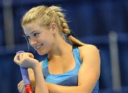 Image result for eugenie bouchard canada