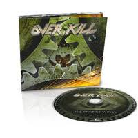 <b>Overkill : The grinding</b> wheel - Record Shop X