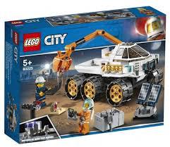 <b>Конструктор LEGO City</b> 60225 Тест-драйв вездехода — купить по ...