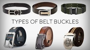 23 Types of <b>Belt Buckle</b> to Play Everyday's <b>Style</b> Game Perfectly ...