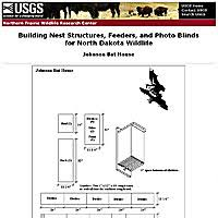 Bat House Plans   Free Bat House PlansLarge Bat House Plan Photo
