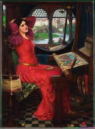 the story in paintings jw waterhouse and mediaeval r ce the waterhousehalfsickshadows