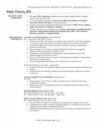 telemetry rn resume sample telemetry nurse resume