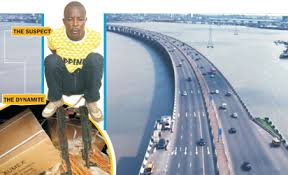 Image result for Man planning attack on Third Mainland Bridge arrested –Police