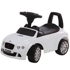 Купить машинку-<b>каталку Chilok bo</b> Bentley с музыкальной ...