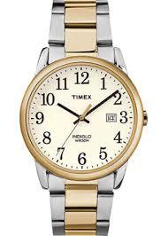 Мужские наручные <b>часы Timex</b> с биколорным браслетом ...