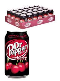 <b>Напиток газированный Dr.Pepper</b> Cherry (Доктор Пеппер Черри ...