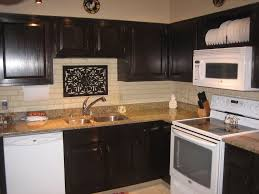 Grey Stained Kitchen Cabinets Grey Stained Kitchen Cabinets Lavatory Double Handles Sink Faucet