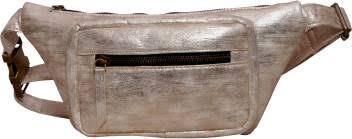 Spice Art <b>Unisex</b> Metallic Gold PU <b>Waist Bag</b> Cum <b>Bum Bag</b> ...