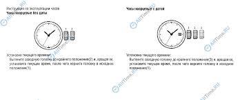 Инструкция для Emporio Armani AR1692