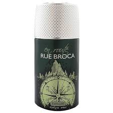 Rue Broca En <b>Дезодорант</b>-<b>спрей</b> парфюмированнный Route ...