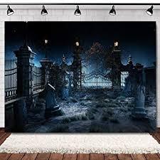 <b>Allenjoy</b> 7x5ft Graveyard <b>Halloween Backdrops</b> for <b>Photography</b> ...