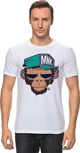 <b>Футболка классическая Printio MNK</b> Design. Original Design ...