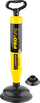 <b>Вантуз вакуумный</b> Stayer Professional, с 2 адаптерами, цвет ...