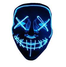 <b>Halloween Led Mask</b> – Stormfull