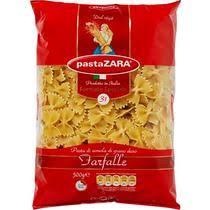 <b>Макаронные изделия Pasta Zara</b> № 31 Farfalle бабочки 500 г ...