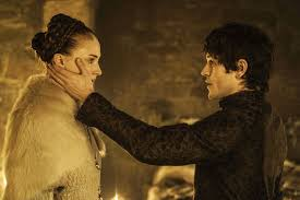 Image result for sansa's wedding night