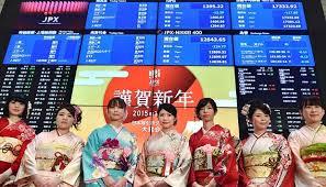 Hasil gambar untuk Bursa Jepang
