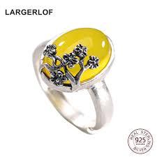 Женское Винтажное кольцо LARGERLOF, <b>серебряное кольцо</b> ...