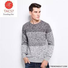 Winter Brand Clothing Sweater <b>Men</b> Fashion Trend O-Neck Slim Fit ...