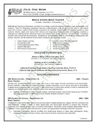 template musician resume teacher page 1 musicians resume template