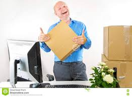 first day of work stock photo image  happy man has first day of work royalty stock photos