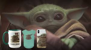 <b>Disney's</b> cringe-worthy Baby Yoda merch goes on sale | TechCrunch