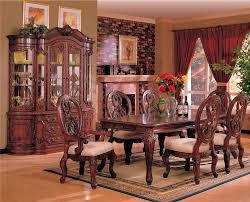 furniture t north shore: furniturewonderful dining room furniture set fruitwood pecan traditional sets north shore rectangular item drexel