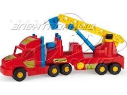 Пожарная машина <b>Wader Super Truck</b> (36570) купить | ELMIR ...