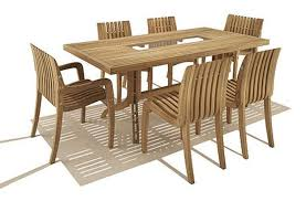 Teak Dining Room Chairs Unpolished Teak Wood Chairs For Dining Room Combined With