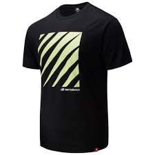 New Balance <b>SPORT STYLE OPTIKS T</b> SHIRT - MENS - Paragon ...