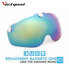 Online Shop <b>VICTGOAL Bicycle Helmet</b> Lens Magnetic Helmet ...