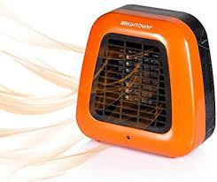 Mini Desk Heater, 400W Low Wattage Personal ... - Amazon.com