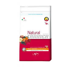 <b>Trainer NATURAL</b> dog <b>Medium Adult</b> Chicken,Rice&Aloe Vera 12,5 ...