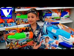 VLOG Магазин игрушек: NERF и AQUAPOWER <b>водные</b> ...