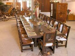 rustic hutch dining room: rustic dining room furniture and hutch