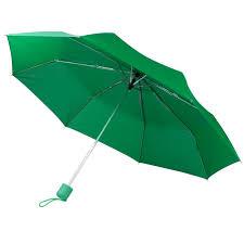 <b>Зонт UNIT Basic</b> Green диаметр купола 102 см - Агрономоff