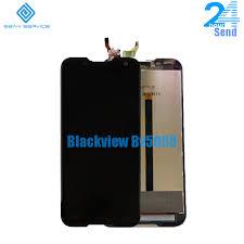For <b>100</b>% <b>Original Blackview</b> BV5000 LCD Display+Touch Screen ...