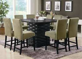 Square Dining Room Table Sets Furnituresurprising Modern Counter Height Dining Room Sets
