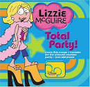 Lizzie McGuire: Total Party! album by Disney