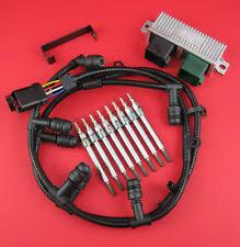 f250 glow plugs 6 0 powerstroke glow plug kit dual coil glow plugs controller harnesses tool