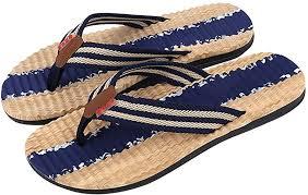 Amazon.co.jp: Afindern <b>Men's</b> Flip <b>Flop</b> Sandals, Soft, Lightweight ...