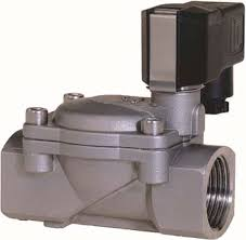 <b>Solenoid</b> Operated <b>Valves</b> for <b>compressed air</b> applications - Process ...