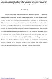 writing a good conclusion for research paper   phraseexamples of good conclusions for a research paper airplanes you