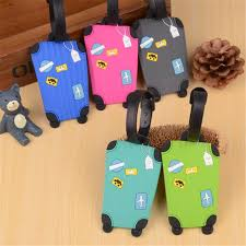 <b>Hot</b> sale <b>1pc New</b> Suitcase Cartoon Luggage Tags <b>design</b> ID Tag ...